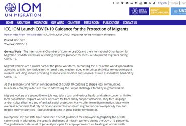 icc-iom-launch-covid-19