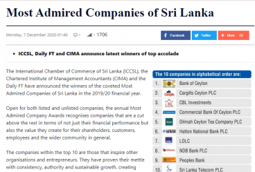 most-admired-companies